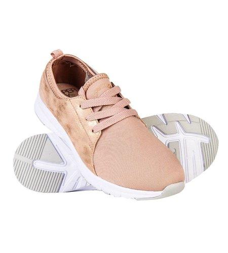 Superdry Studio Shoe Slipper Pink