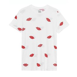 Zoe Karssen Kiss Kiss Bang Bang Loose Fit T-Shirt