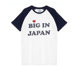 Zoe Karssen Big In Japan Loose Fit T-Shirt