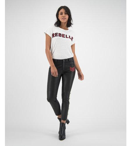 Goosecraft Britt T-Shirt White Rebelle