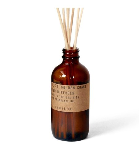 PF. Candle Co. Golden Coast Diffuser