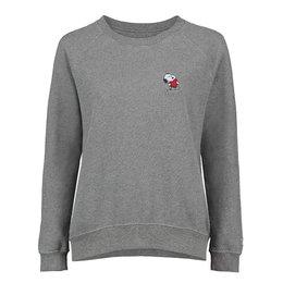 Vintage 55 Sweatshirt Snoopy Heart