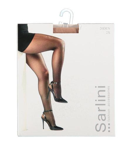 Sarlini Panty 20 Den 2-pack Daino