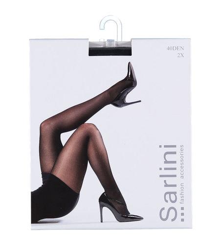 Sarlini Panty 40 Den 2-pack Black