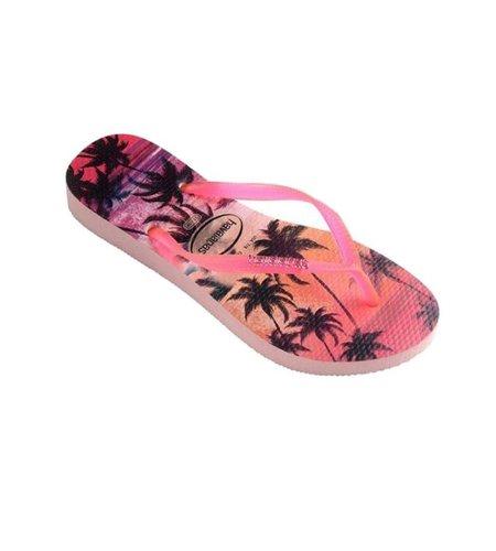 Havaianas Slim Paisage Pearl Pink