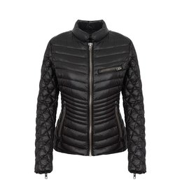 Colmar Down Padded Biker Jacket