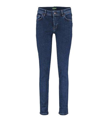 Versace Jeans Skinny Trouser Gothic Style Indigo