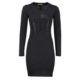 Versace Jeans Dress Gothic