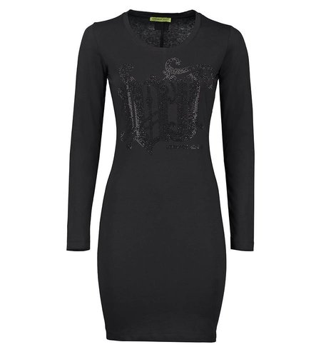 Versace Jeans Dress Gothic Black