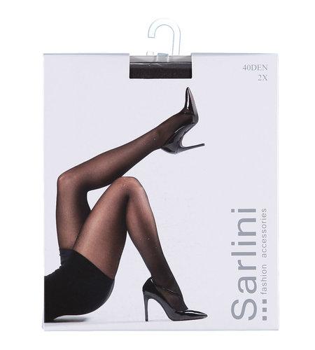 Sarlini Panty 40 Den 2-pack Mokka