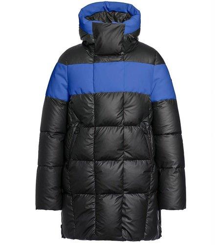 Goldbergh Grande Coat Ultra Marine Black