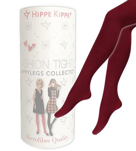 Hippe Kippe Fashion Tights 60 Denier Bordeaux