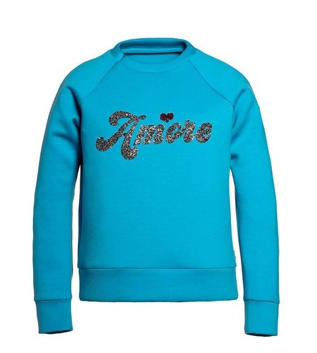 Goldbergh Amore Sweater Ice Blue