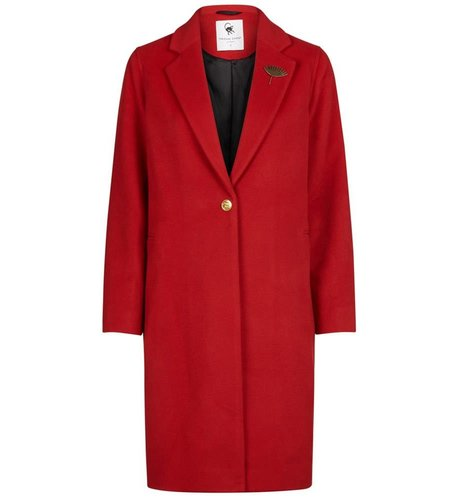 Fabienne Chapot Raisa Jacket Red