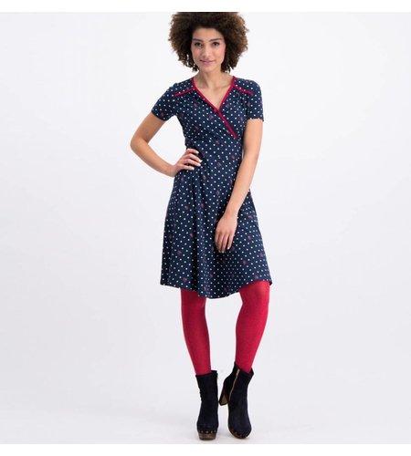 Blutsgeschwister Polka Lady Saloon Dress 1
