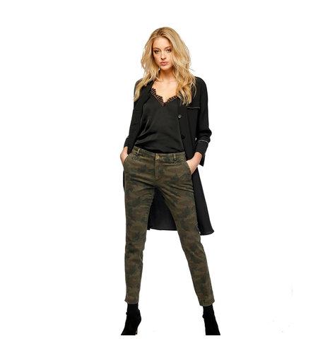 Mason's Pant Donna Jaqueline Curvie Bor Verdenew