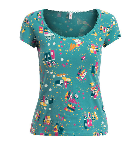 Blutsgeschwister space age belle shirt 2
