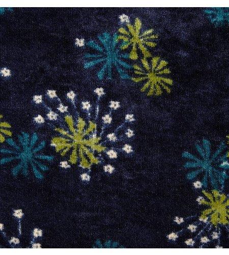 King Louie Zoe Dress Stardust Blue