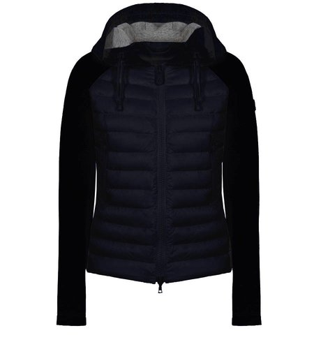 Peuterey Jersey jacket with down-proof fabric Picnic Bmat