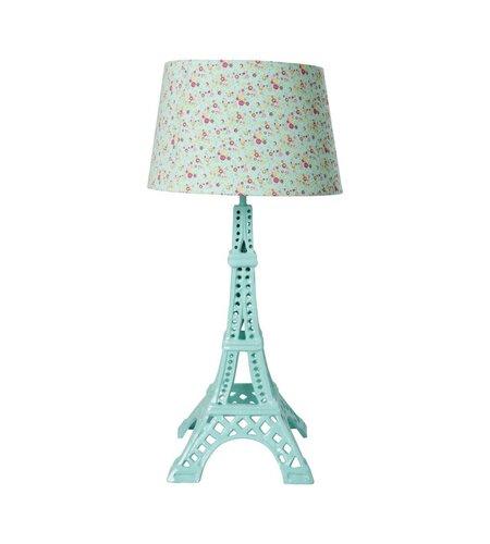 RICE Tafellamp Eiffeltoren Mint