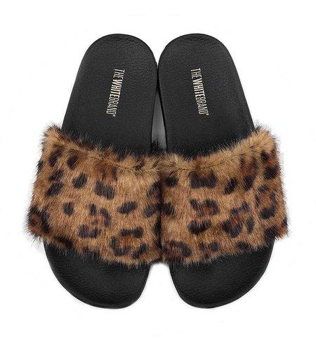 TheWhiteBrand Leopard Fur