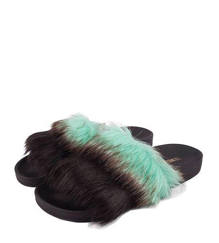 TheWhiteBrand Mint Fur