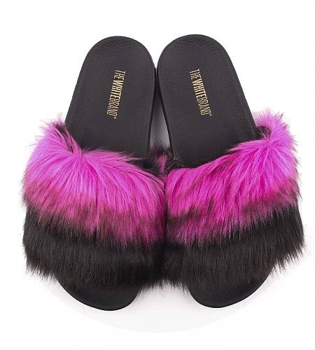 TheWhiteBrand Pink Fur