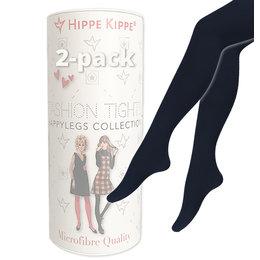 Hippe Kippe Fashion Tights 60 Denier 2-pack