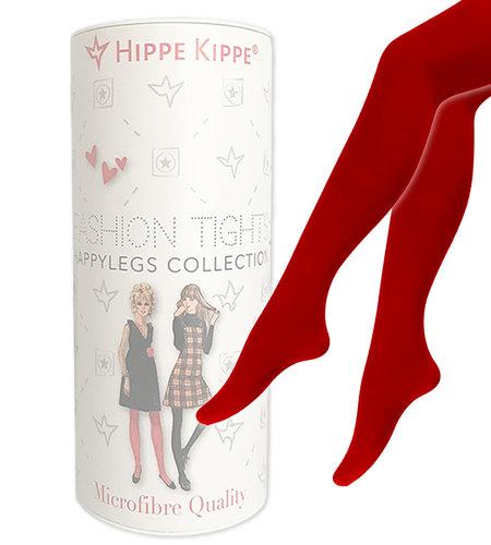 Hippe Kippe Fashion Tights 60 Denier Chili Pepper