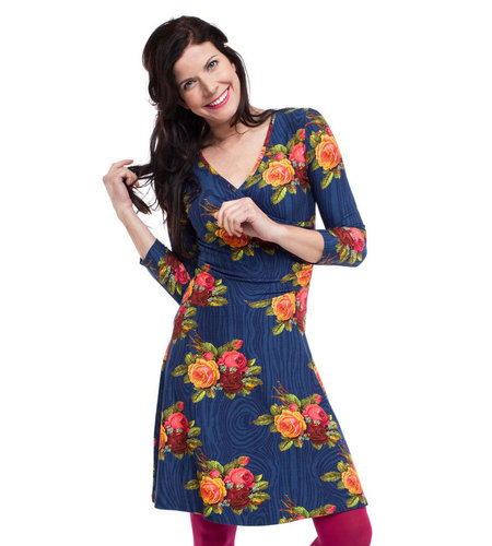 Tante Betsy Dress Tango Woody Rose Blue