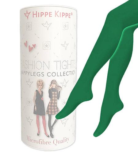 Hippe Kippe Fashion Tights 60 Denier Jolly Green