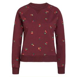 King Louie Cherry Sweater Fancy Sweat