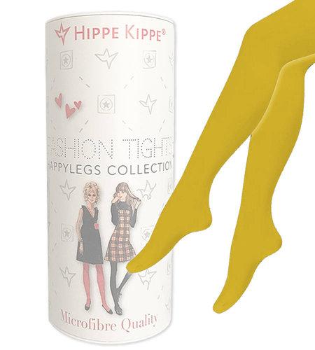 Hippe Kippe Fashion Tights 60 Denier Yellow