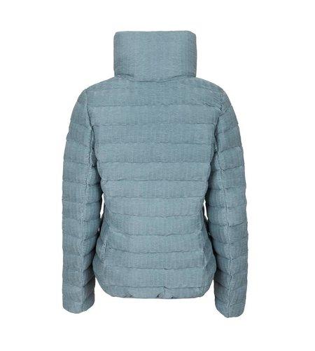 Colmar Down Jacket Given Grey Blue