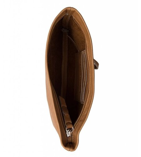 Cowboysbag Bag Flat Chestnut