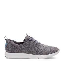 TOMS Del Rey Sneaker Washed Denim