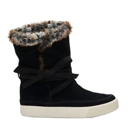 TOMS Vista Boot Suede Faux Fur