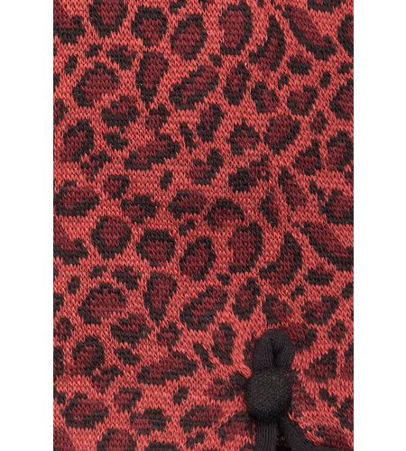 King Louie Glove Africa Apple Red