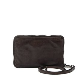 Campomaggi Big Wallet with wrist string