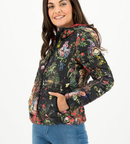 Blutsgeschwister geisha garden jacket 6