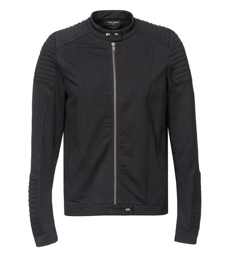 Vive Maria Biker Girl Sweatjacket Black