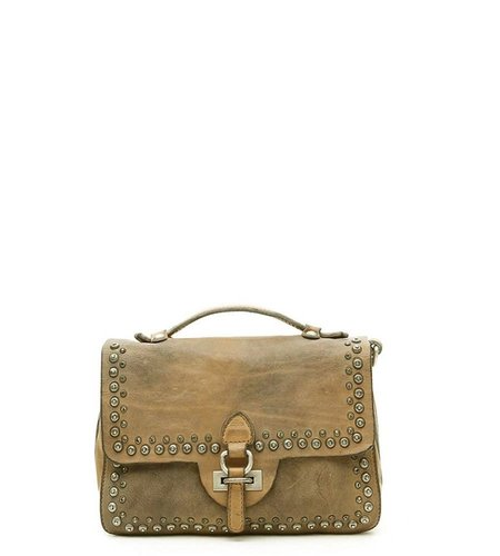 Campomaggi Shoulder bag in Pearl Grey