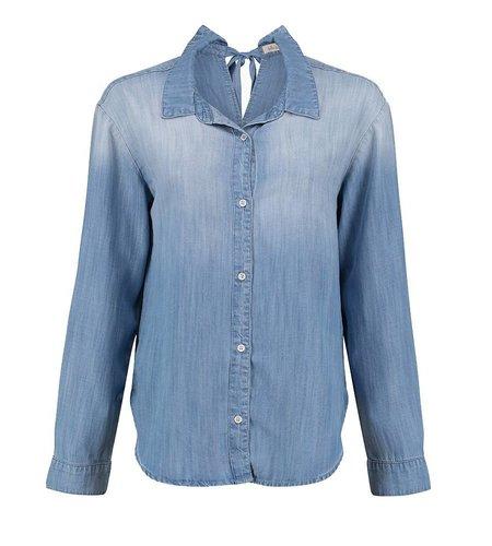 Bella Dahl Tie Back Tunic Ombre Wash