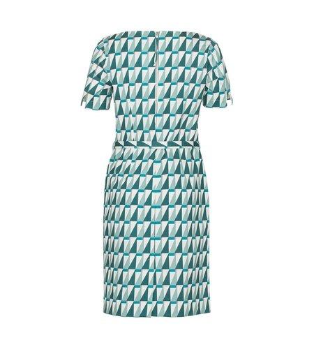 Le Pep Dress Alice Green Rt Design