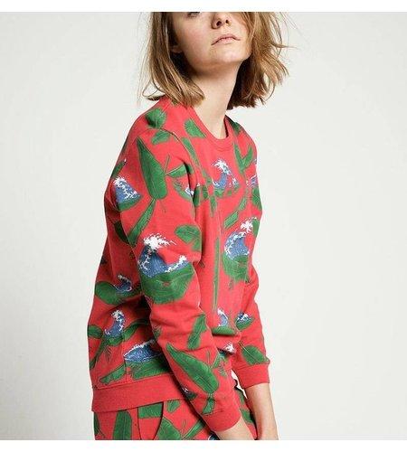 Zoe Karssen Island Fever Sweater Tomato