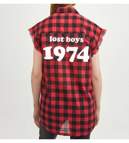 Zoe Karssen Lost Boys Shirt Checked