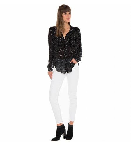 Bella Dahl Hipster Shirt Black