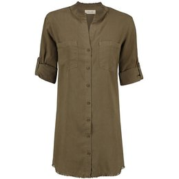 Bella Dahl Western Yoke Shirt Dress