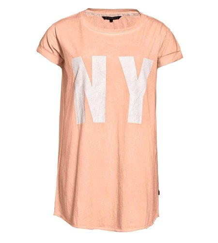 Goldbergh T-shirt Grace Fluo Peach