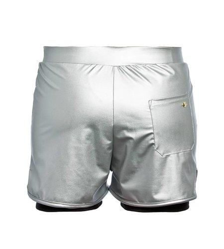 Goldbergh Short Jac Silver